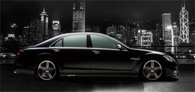 Picture of Mercedes S Class