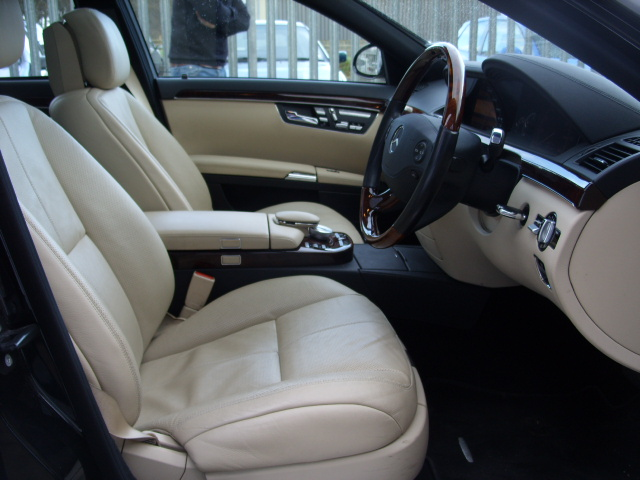 Picture of Mercedes S Class Interior